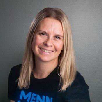 Britt Klokkervoll - Fylkeskoordinator Innlandet